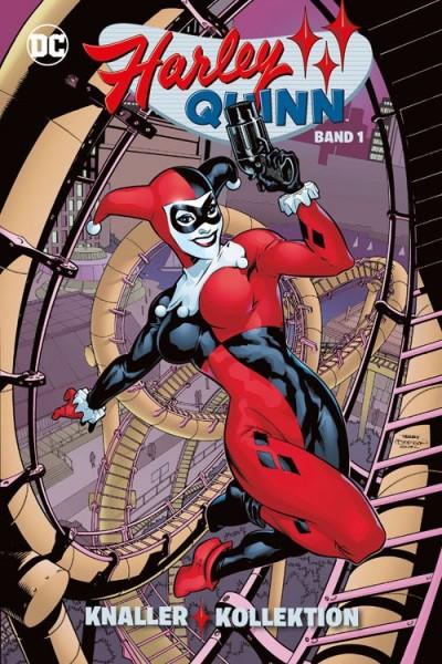 Harley Quinn: Knaller-Kollektion 1 Hardcover