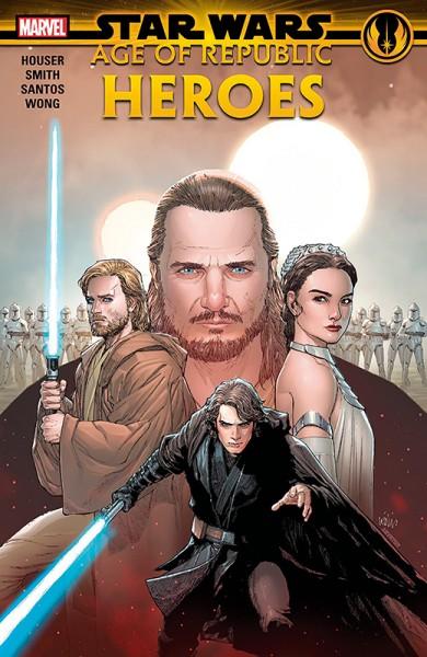 Star Wars: Age of Republic - Die Helden