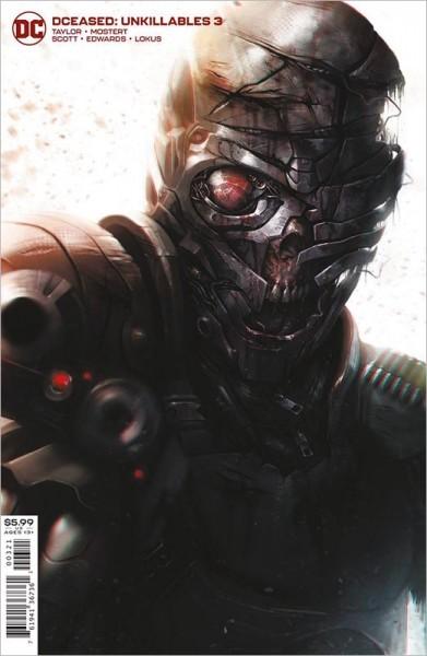 DC-Horror: Schurken gegen Zombies Hardcover Variant