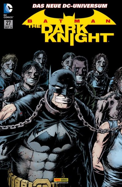 Batman: The Dark Knight 27