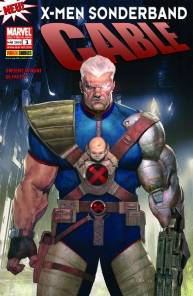 X-Men Sonderband: Cable 1