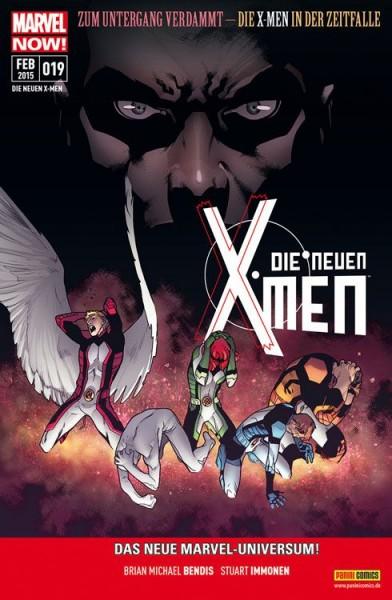 Die neuen X-Men 19