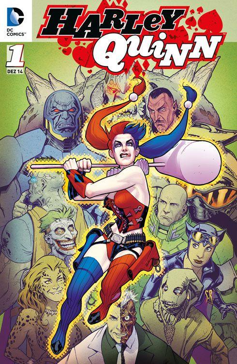 Harley Quinn 1 Variant