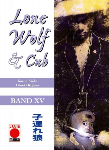Lone Wolf & Cub 15