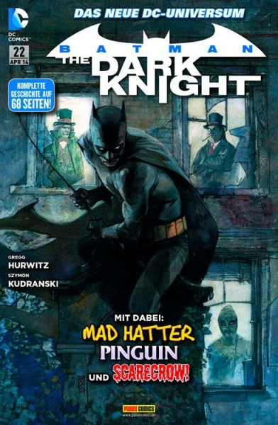 Batman: The Dark Knight 22