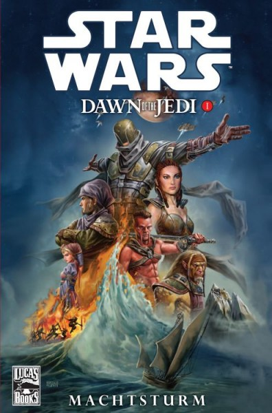 Star Wars Sonderband 72: Dawn of the Jedi 1