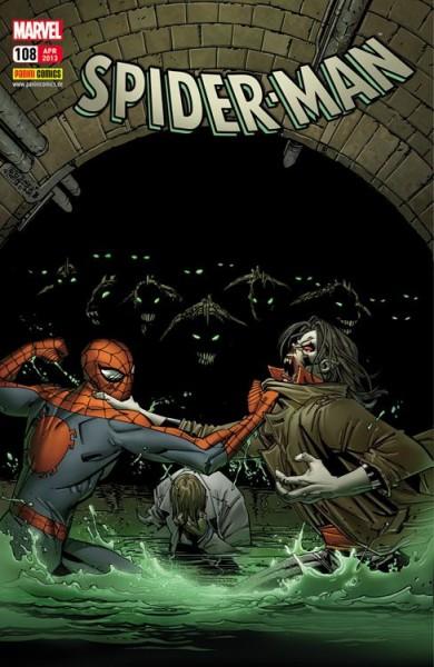 Spider-Man 108