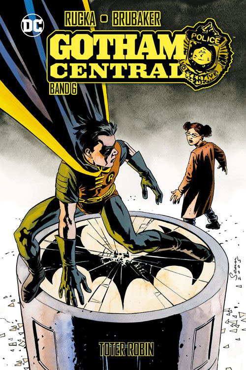 Gotham Central 6: Toter Robin Hardcover