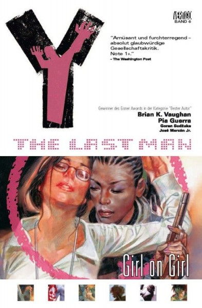 Y - The Last Man 6: Girl on girl
