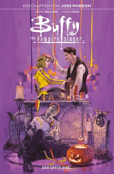Buffy the Vampire Slayer 2 Cover