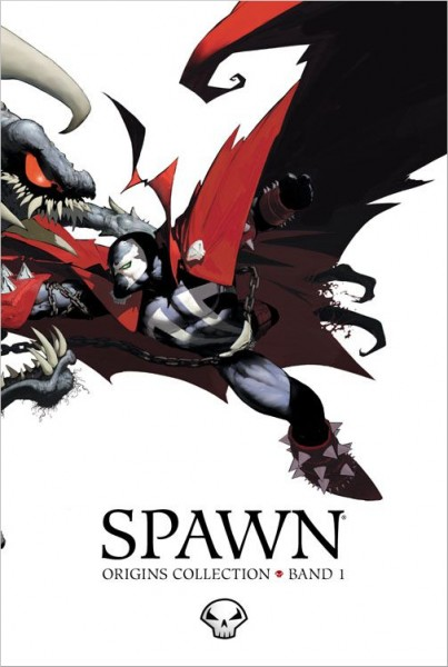 Spawn Origins Collection 1 Cover