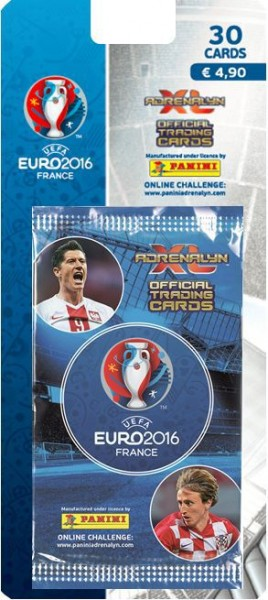 UEFA Euro 2016 Adrenalyn XL - Blister