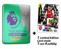 Panini Premier League Adrenalyn XL 2020/21 Kollektion – Pocket-Tin grün