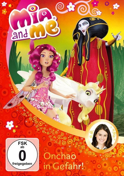 Mia and Me: Staffel 1: Vol. 8: Onchao in Gefahr!