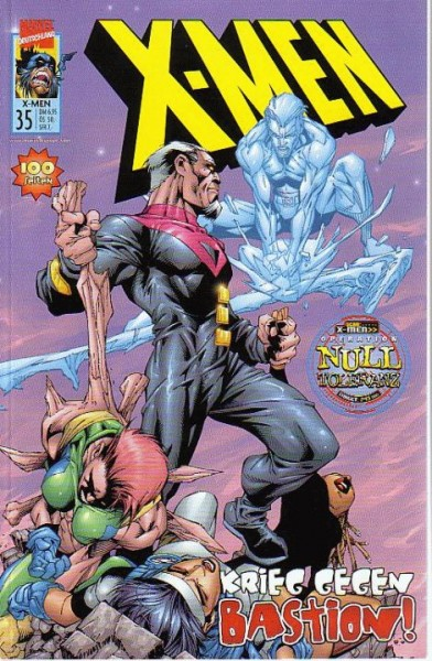 X-Men 35 - Krieg gegen Bastion!