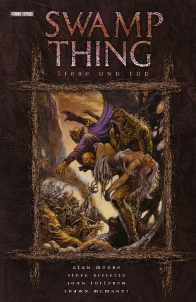 Swamp Thing 2: Liebe und Tod