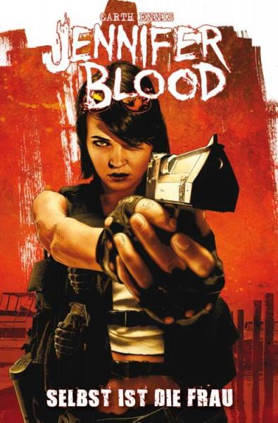Jennifer Blood 1: Selbst ist die Frau