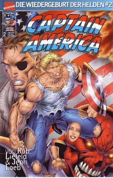 Captain America: Die Wiedergeburt der Helden 2