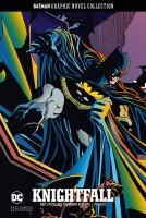 Batman Graphic Novel Collection 39 Knightfall - Der Sturz des Dunklen Ritters Prolog Cover