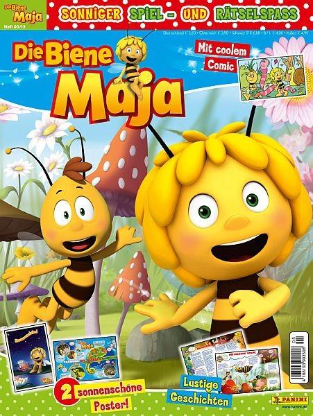 Biene Maja Magazin 05/15