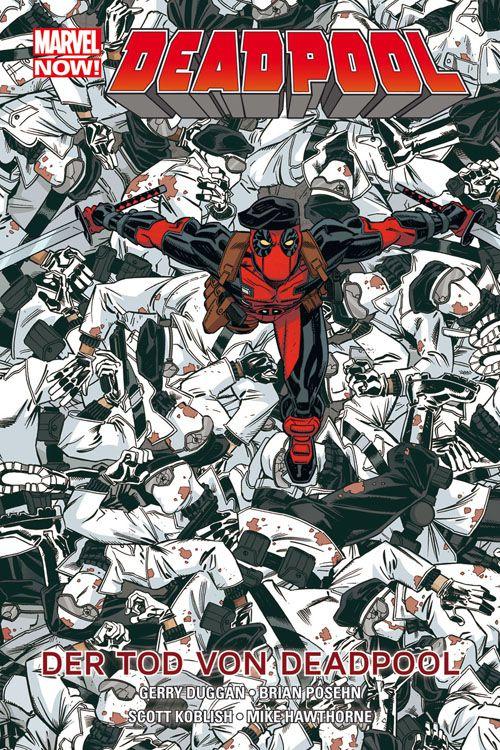 Marvel Now!: Deadpool 8