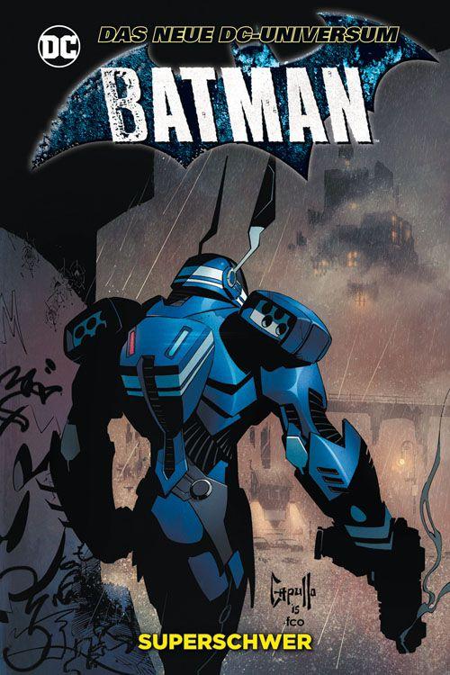 Batman 8 - Superschwer