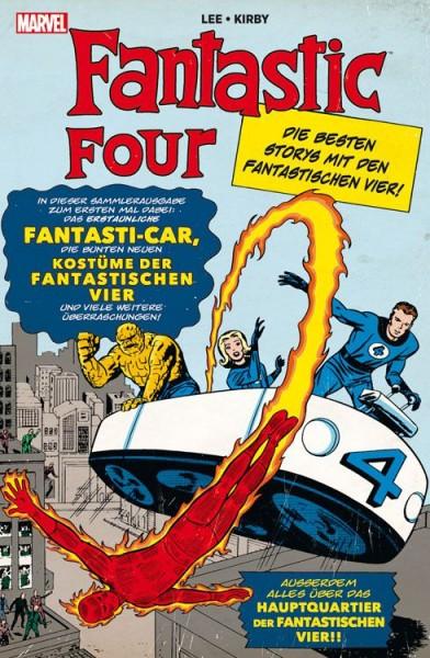Marvel Klassiker - Fantastic Four 1