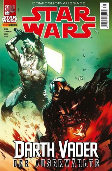 Star Wars 34: Darth Vader - Der Auserwählte 1 (Comicshop-Ausgabe)