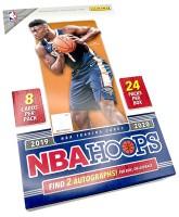 NBA 2019/20 Hoops Basketball Trading Cards - Hobbybox