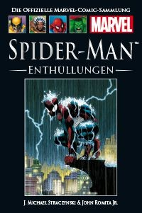 Hachette Marvel Collection 44: Spider-Man - Enthüllungen