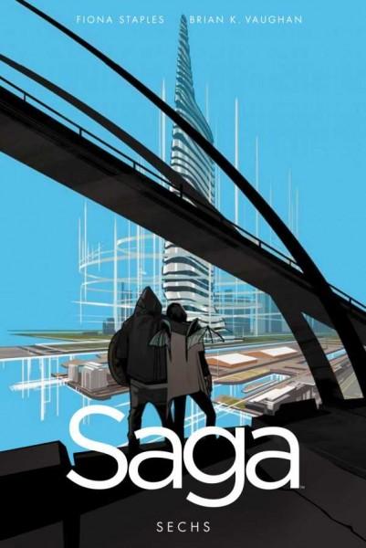 Saga 6 Cover