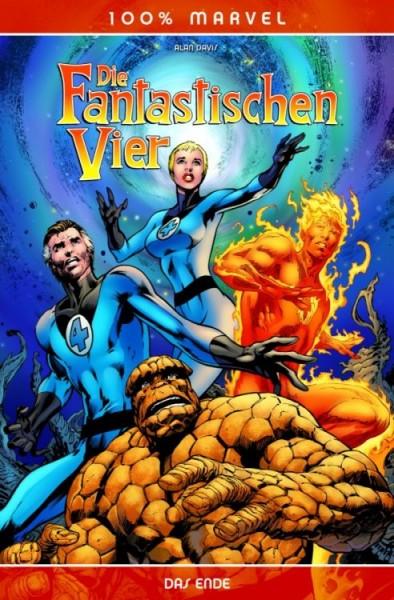 100% Marvel 29: Die Fantastischen Vier - Das Ende