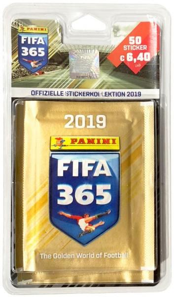 Panini FIFA 365 2019 Stickerkollektion – Blister