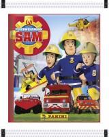 Feuerwehrmann Sam Stickerkollektion – Tüte