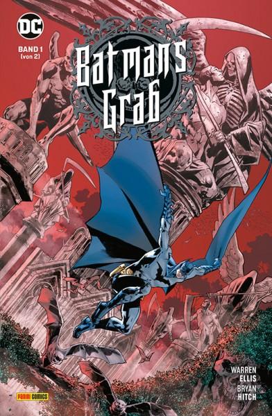 Batmans Grab 1 Cover