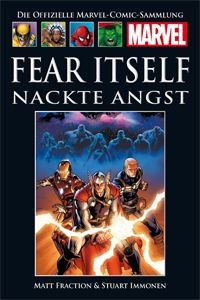 Hachette Marvel Collection 60: Fear Itself - Nackte Angst