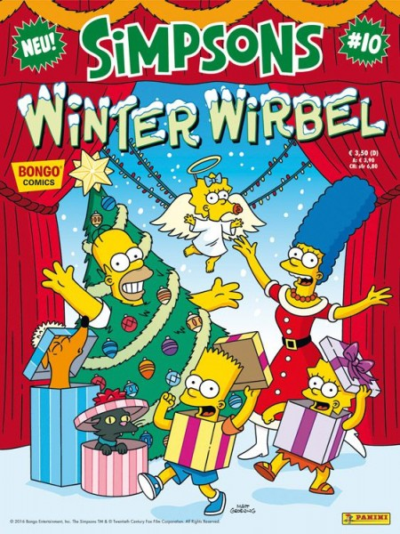 Simpsons: Winter-Wirbel 10