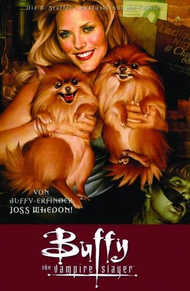 Buffy the Vampire Slayer - 8. Staffel 5: Harmony Live!