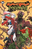 Harley Quinn und Poison Ivy Cover