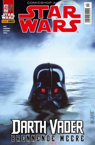 Star Wars 40: Darth Vader - Brennende Meere 1 & 2 - Comicshop-Ausgabe
