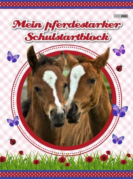 Pferde - Schulstartblock