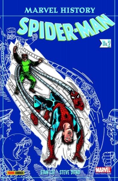 Marvel History: Spider-Man 2