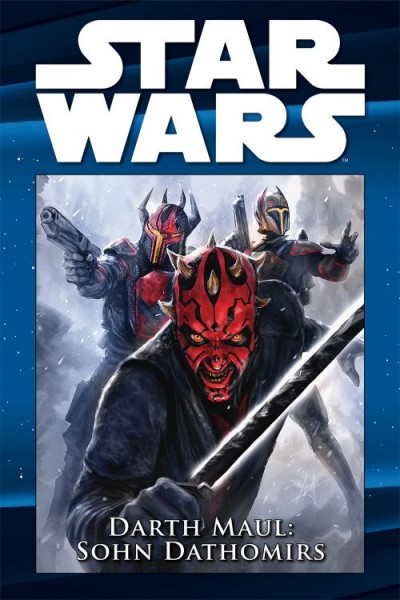 Star Wars Comic-Kollektion 18: Darth Maul - Sohn Dathomirs