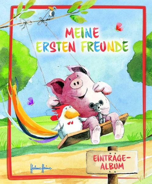 Helme Heine - Meine Kindergartenfreunde