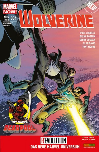 Wolverine/Deadpool 4