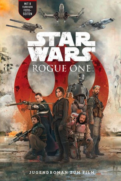 Star Wars - Rogue One - Roman zum Film