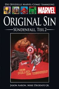 Hachette Marvel Collection 142: Original Sin - Sündenfall, Teil II