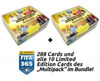Panini FIFA 365 Adrenalyn XL 2021 Kollektion – Multipack-Total-Bundle