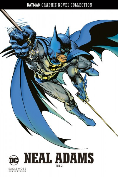 Batman Graphic Novel Collection 33: Neal Adams