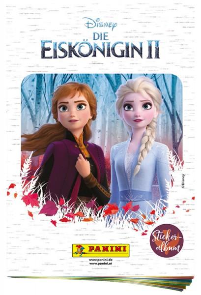 Disney: Die Eiskönigin 2 – Sticker und Trading Cards – Album